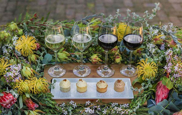 NEW WINE & FYNBOS CUPCAKE PAIRING HIGHLIGHTS DELHEIM'S ECO-PASSION