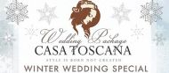 Wedding Package - Casa Toscana